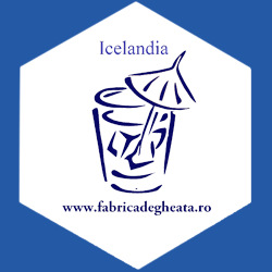 Icelandia – Ice Factory, cubes, sculptures